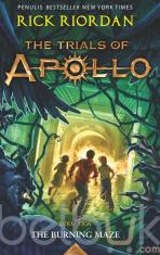 The Trials of Apollo 3: The Burning Maze