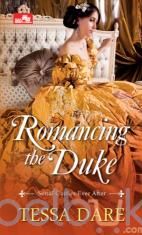 Romancing The Duke (Serial Castles Ever After)