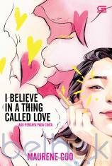 I Believe in a Thing Called Love (Aku Percaya Pada Cinta)