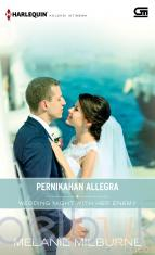 Harlequin Koleksi Istimewa: Pernikahan Allegra (Wedding Night with Her Enemy)