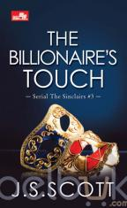 The Billionaire's Touch (Serial The Sinclairs #3)