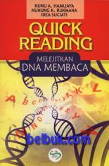 Quick Reading: Melejitkan DNA Membaca
