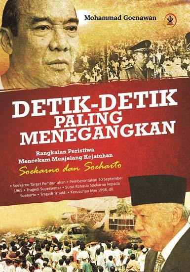 Detik-Detik Paling Menegangkan: Rangkaian Peristiwa Mencekam Menjelang Kejatuhan Soekarno dan Soeharto