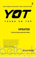 Young On Top Updated: 40 Kunci Sukses di Usia Muda