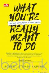What You're Really Meant to Do: Road Map Untuk Meraih Potensi Unikmu