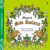 Adult Coloring Book: Magical New Zealand