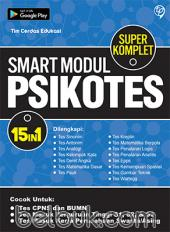 Smart Modul Psikotes Super Komplet (15 in 1)