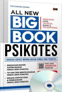 All New Big Book Psikotes