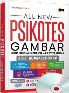 All New Psikotes Gambar