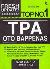 Fresh Update TOP No. 1 TPA OTO BAPPENAS