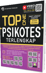 Top One Psikotes Terlengkap