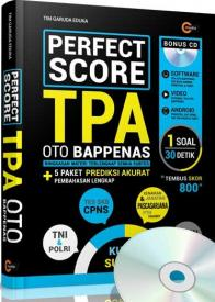 Perfect Score TPA OTO Bappenas