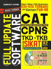 Full Update Software CAT (Computer Assisted Test) CPNS