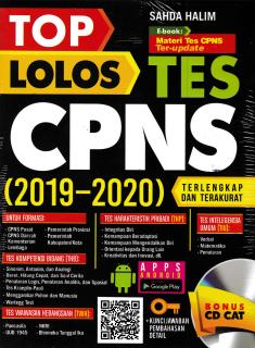 Top Lolos Tes CPNS (2019-2020)