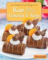 Inspirasi usaha boga: kue mini cokelat dan keju