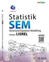 Statistik SEM (Structural Equation Modeling) dengan Lisrel