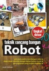 Teknik Rancang Bangun Robot Tingkat Dasarm Buku: Tips Coding Interfacing Port USB & Port Serial menggunakan VB  wallpaper