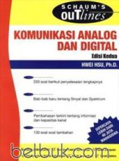 Schaum's Outlines: Komunikasi Analog Dan Digital (Edisi 2)