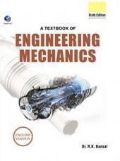 A Textbook of Engineering Mechanics (16th Edition) (English Version)