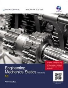 Engineering Mechanics Statics (SI Edition) (4e)