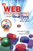 Web Programming dengan Visual Basic 2010